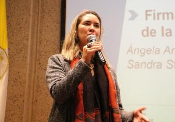 Foto: Twitter Ángela Anzola De Toro
