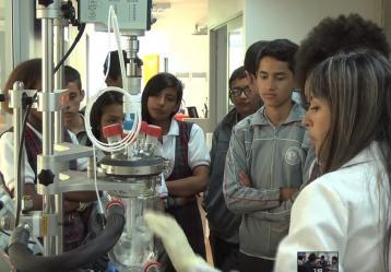 Imagen de la Tecnoacademia en Manizales. Foto: SENA