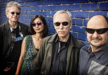 Kronos Quartet. Foto: Teatro Colón.