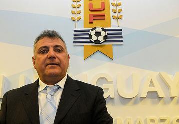 Wilmar Valdez, presidente encargado de la Conmebol. Foto: Twitter @wilmarvaldezAUF