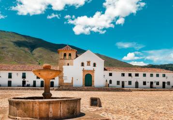 Villa de Leyva - Foto: Mario Carvajal