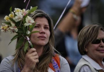 Pasto, Tumaco, Ipiales y Barbacoas son los municipios donde más hechos de violencia contra la mujer se registran. Foto: Colprensa. Abril 2018.