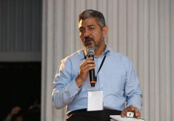 Alejandro Ramírez, director de proyectos MIRAL Francia-USA. Foto: Sandro Sánchez.