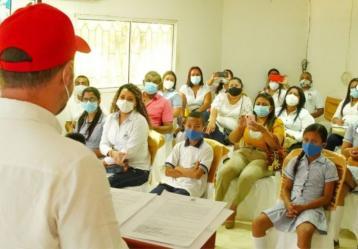 Foto: Oficina de prensa de la Gobernación de Sucre