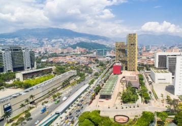 Foto: Alcaldía de Medellín.