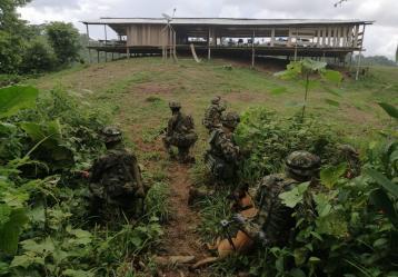 Foto: cortesía Ejército Nacional.