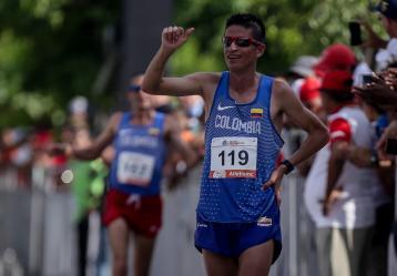 Foto: cortesía Comité Olímpico Colombiano.
