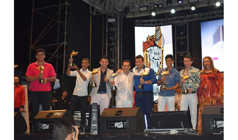 Festival Francisco El Hombre. Foto: Miguel Ángel Cortés