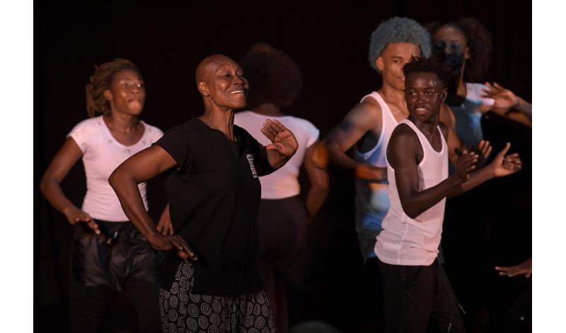 Foto: Cortesía Bienal Internacional de Danza de Cali.