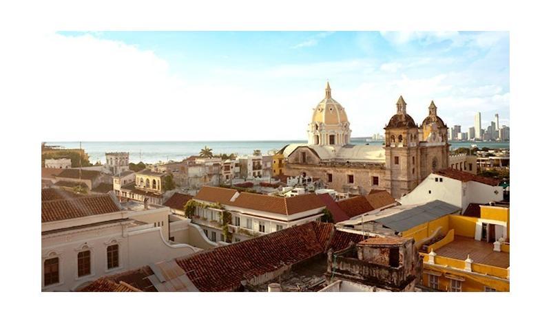 Cartagena (Bolívar): La Heroica no día faltar en este recorrido, siendo el sitio para novelas como 'El amor en los tiempos del Cólera' y 'Del amor y otros demonios'. Foto: Ministerio del Interior