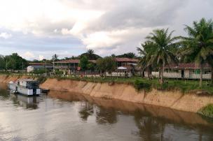 San Rafael se ubica a 15 kilómetros de distancia de El Encanto (Amazonas). Foto: Mauricio Orjuela.