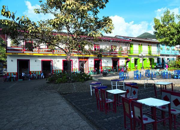 Jardin Antioquia Radio Nacional De Colombia
