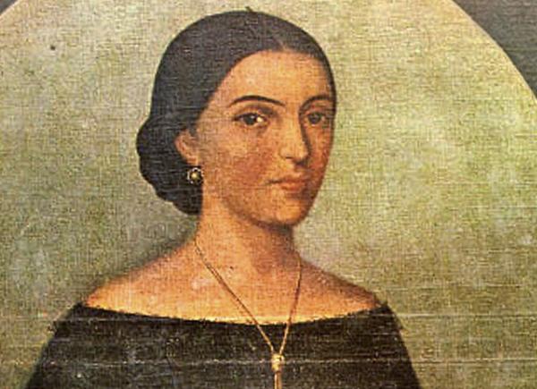 Imagen: Wikipedia.org / Pintura de Manuela Sáenz de Pedro Durante, 1825 (Lima, Perú).