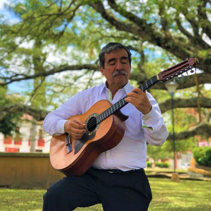 Pedro Nel Martínez. Foto: Laura Ramírez.