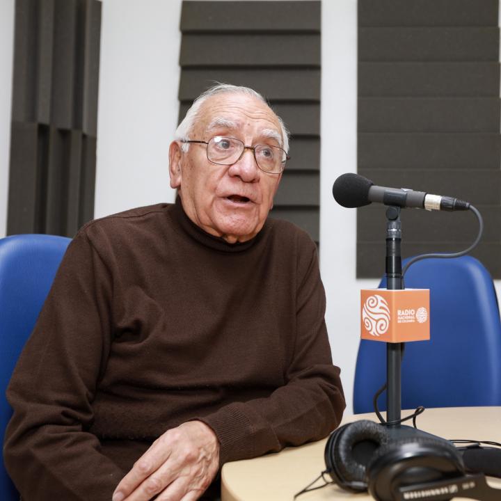 Foto: Sandro Sánchez. RTVC- Sistema de medios públicos