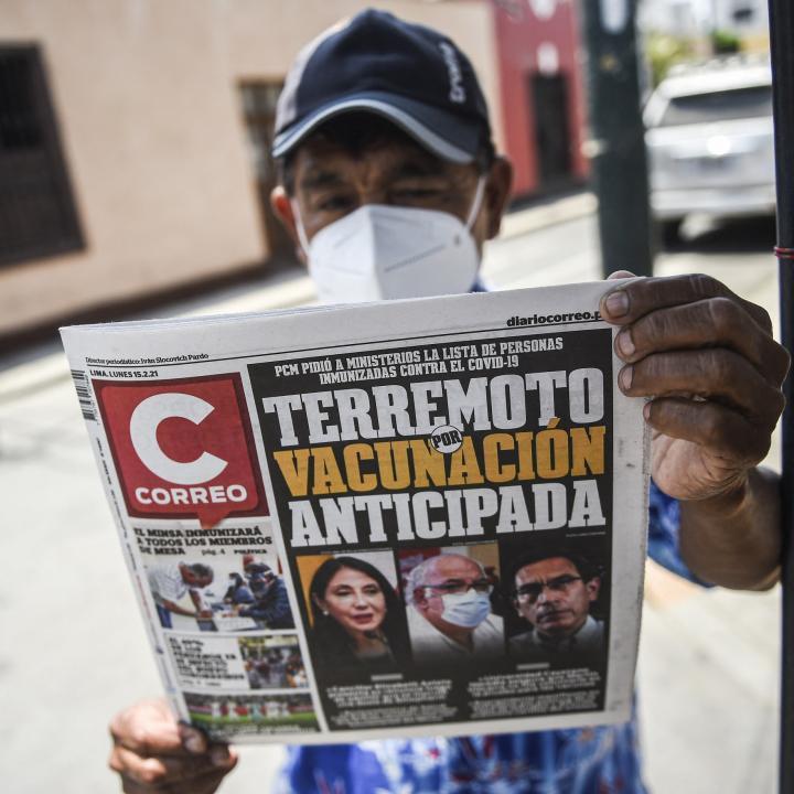 Ernesto BENAVIDES / AFP