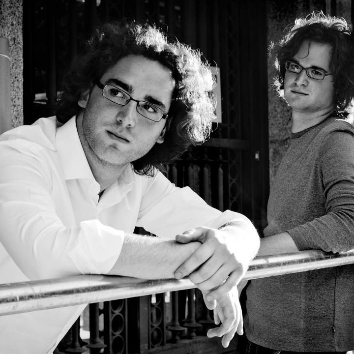Víctor y Luis Del Valle. Foto: Fanpage Facebook Dúo Del Valle.