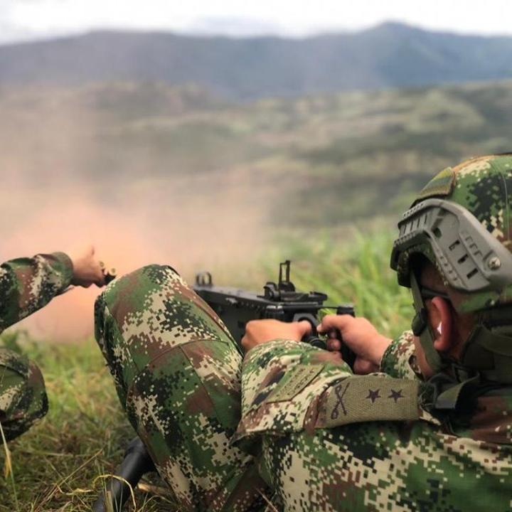 Foto de referencia: Facebook Ejército Nacional