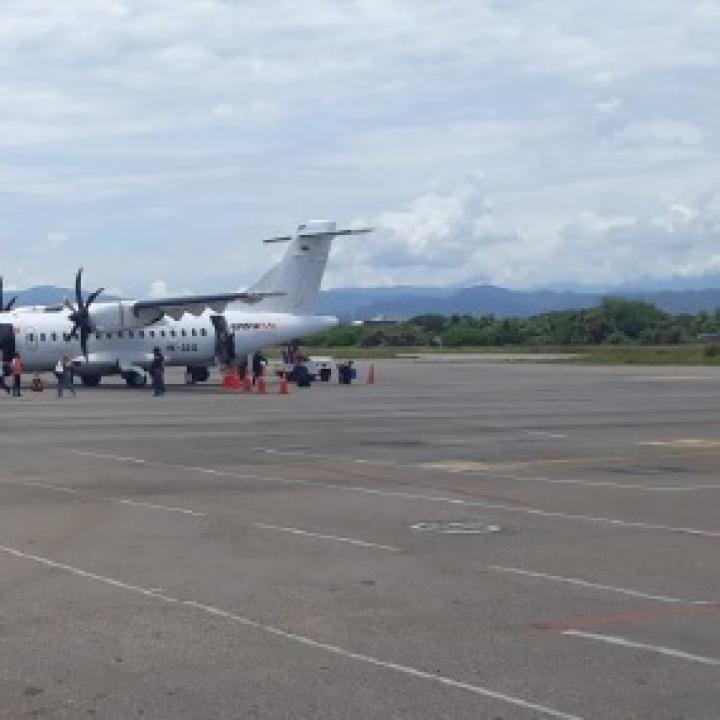 Foto: Aeronáutica Civil