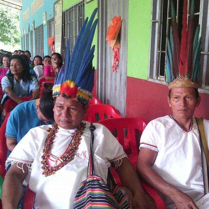 Vestidos Tradicionales De Nuestros Pueblos Indigenas Radio