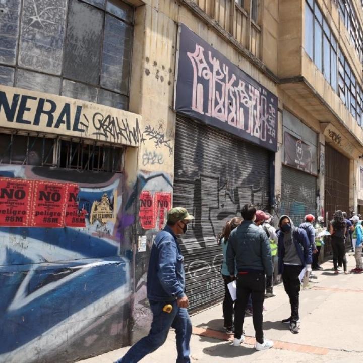 Foto de referencia: Secretaría de Gobierno de Bogotá.