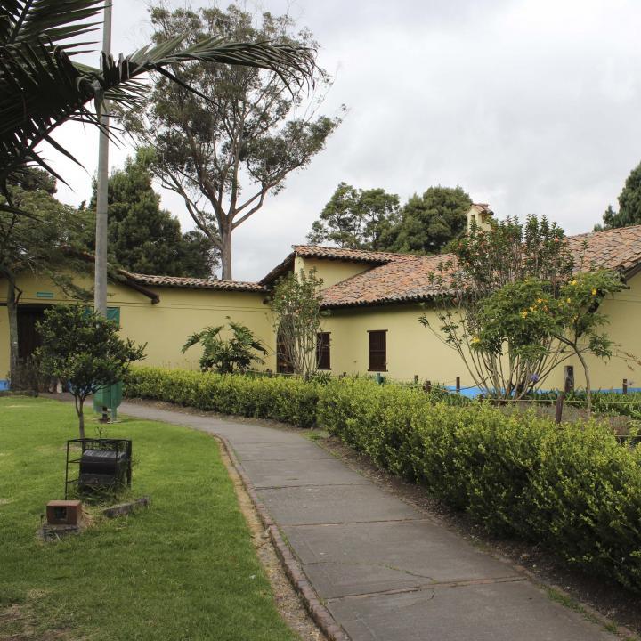 Casa Museo Antonio Nariño / Fotos:  Ana Hernández