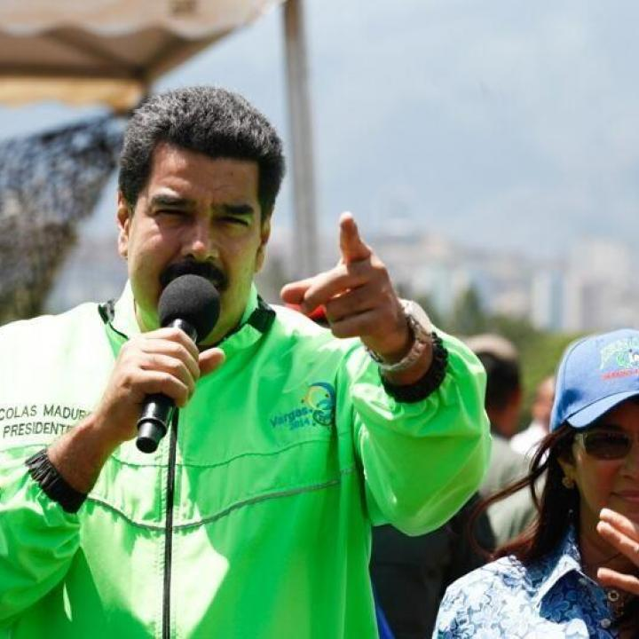 El presidente de Venezuela, Nicolás Maduro. Foto: Twitter @NicolasMaduro