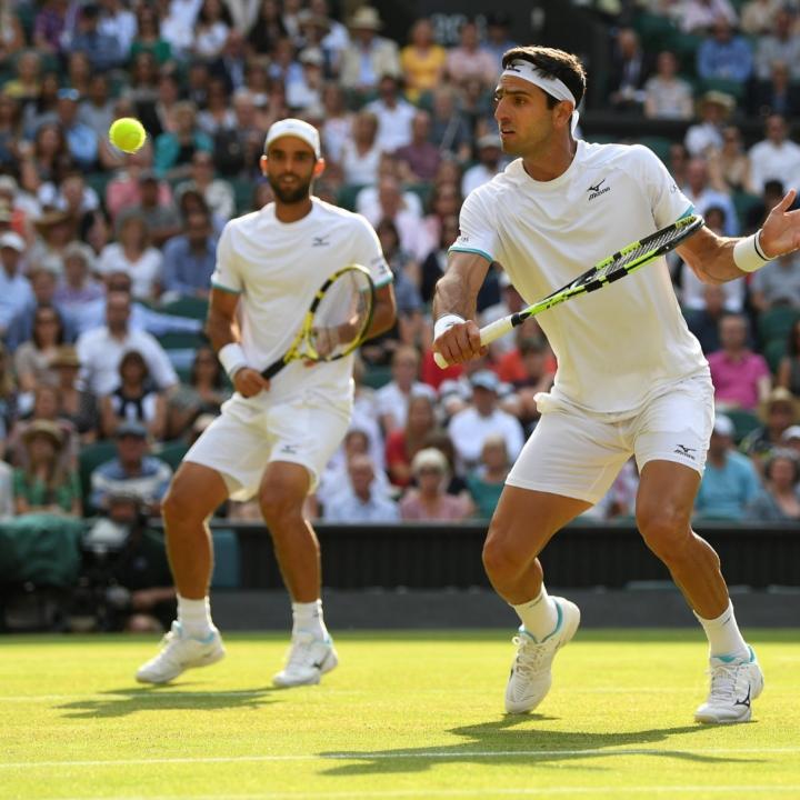 Foto: Twitter ATP (Asociación de tenistas profesionales)