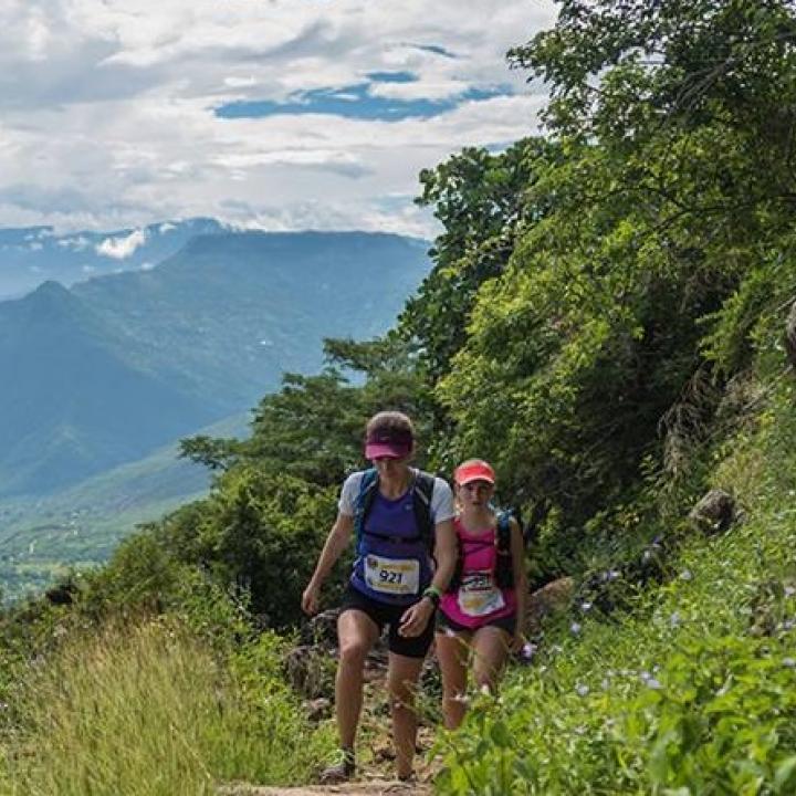 Foto cortesía: Chicamocha Canyon Race