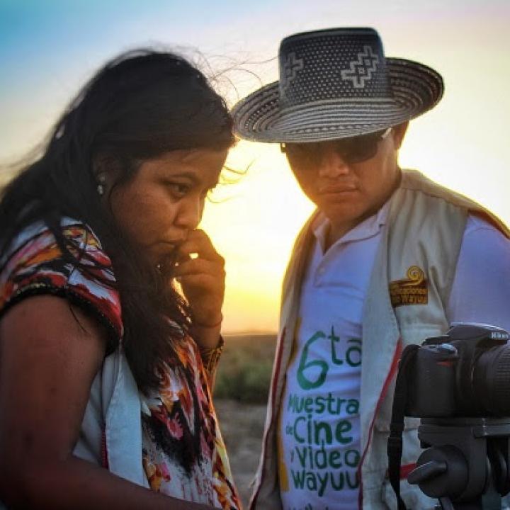 Foto cortesía Red de Comunicaciones del Pueblo Wayúu Putchimaajana.