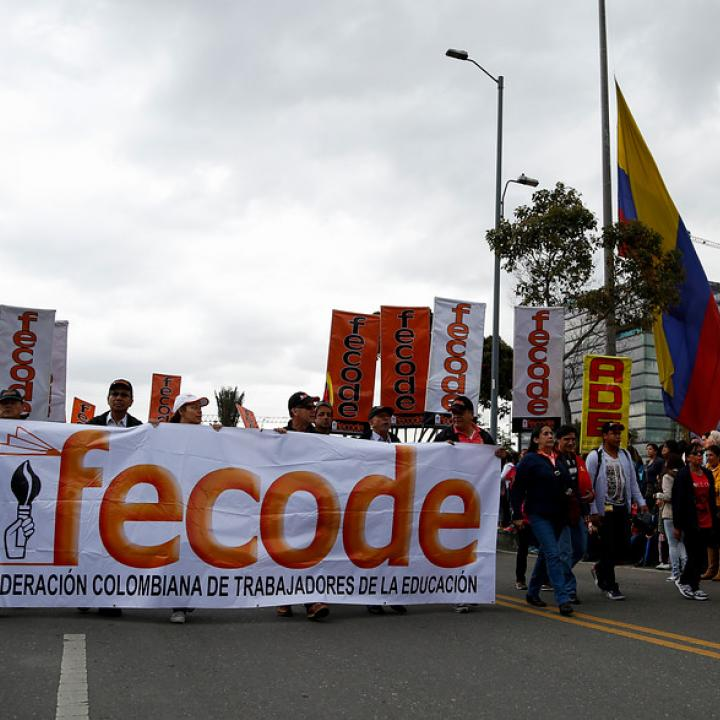 Foto: Colprensa. Abril de 2018.