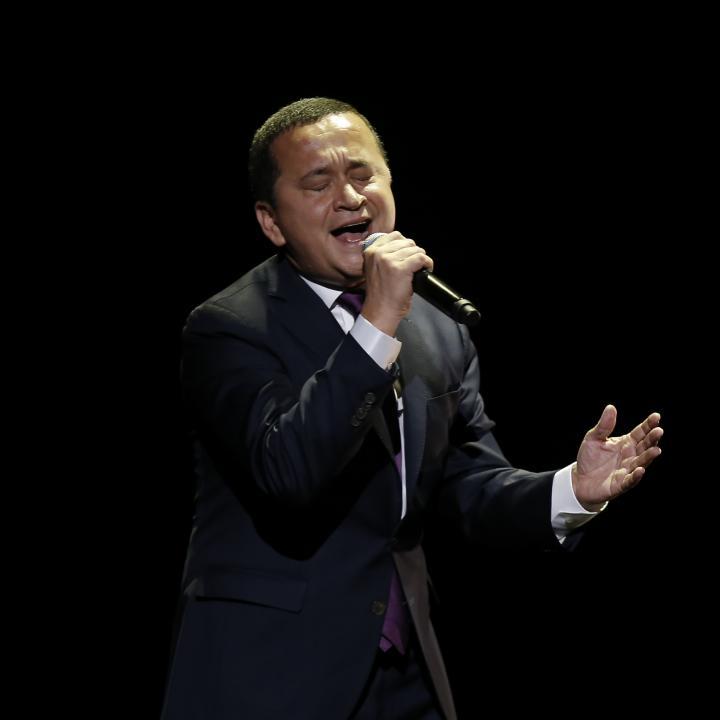 El cantante vallecaucano Yuri Buenaventura. Foto: Archivo Colprensa. Mayo 2017