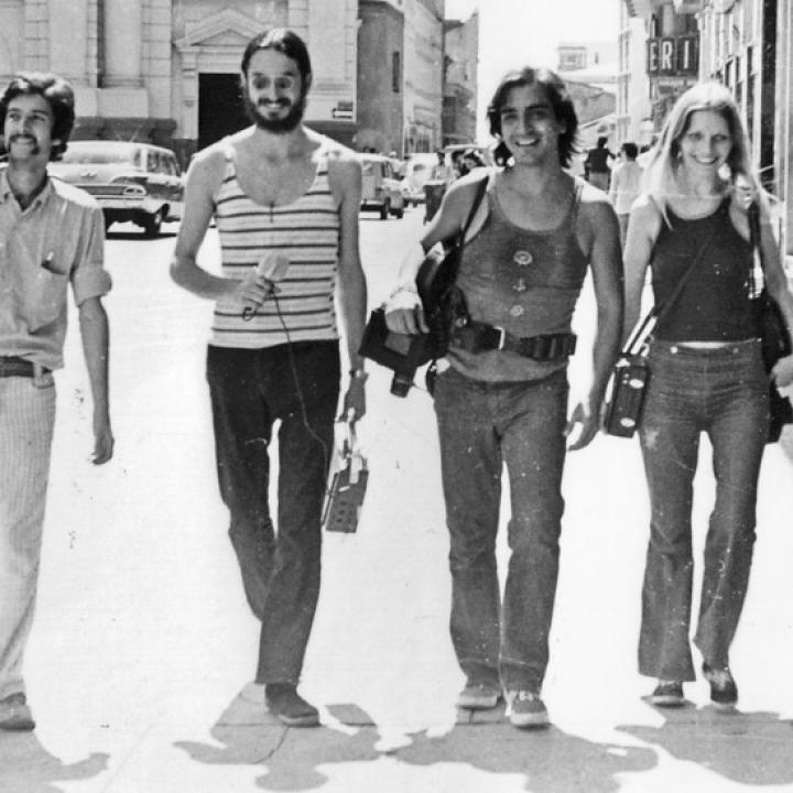 El documental 'Todo comenzó por el fin', de Luis Ospina. Foto: FICCI - Colprensa.