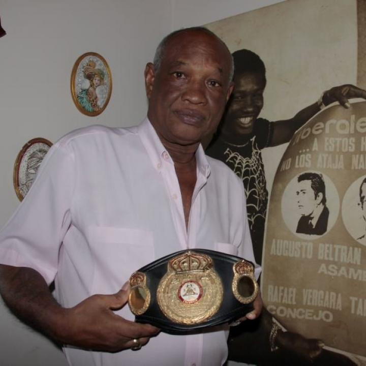 Rodrigo 'Rocky' Valdez. Foto: Colprensa/El Universal