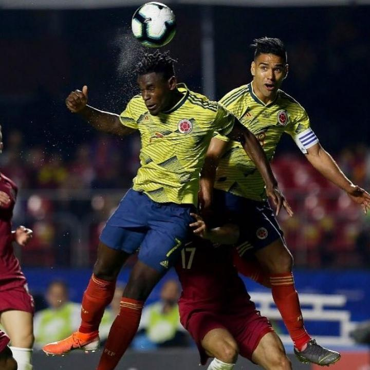 Foto: Facebook Copa América.