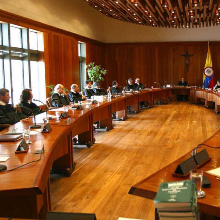Foto: Corte Constitucional