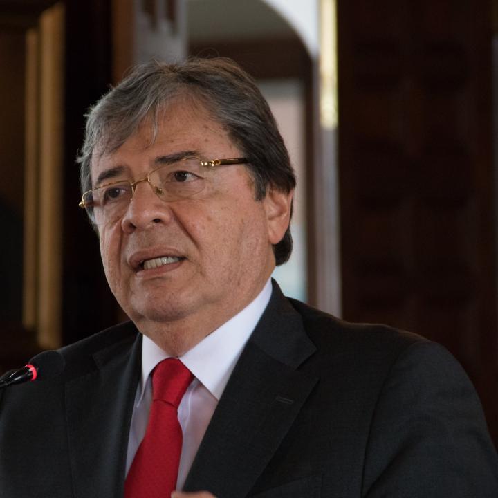 Foto: Cancillería de Colombia