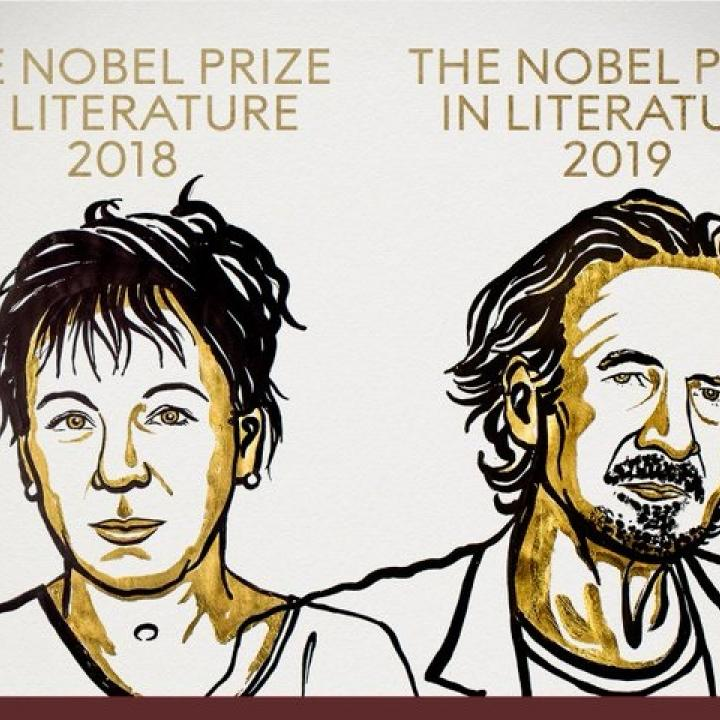 Foto: Twitter The Nobel Prize