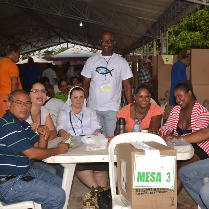 Foto: elecciones San Andrés y Providencia / Carlos Barraza.