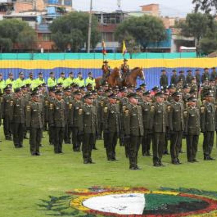 Foto: Policía Metropolitana de Bogotá