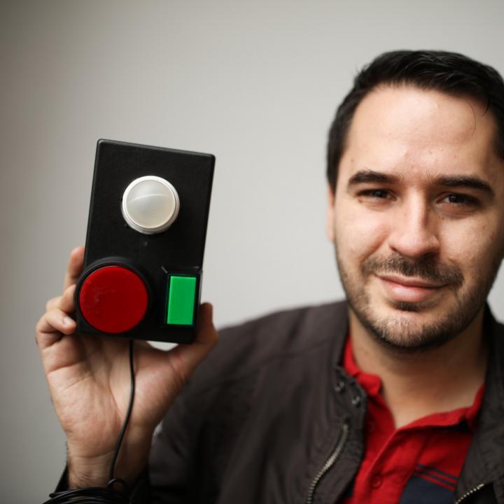 Felipe Betancur / Foto: Sandro Sánchez.