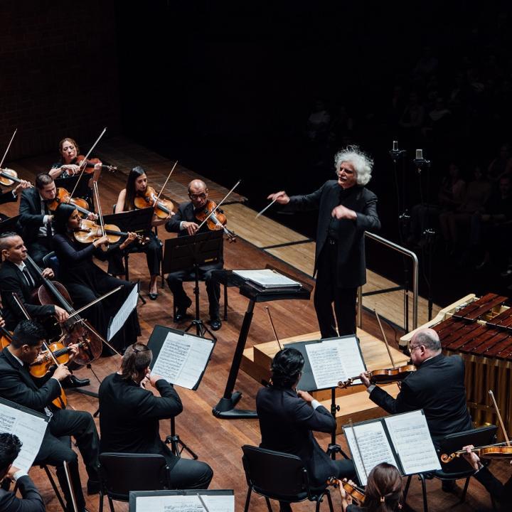 Foto cortesía: Orquesta Filarmónica de Medellín