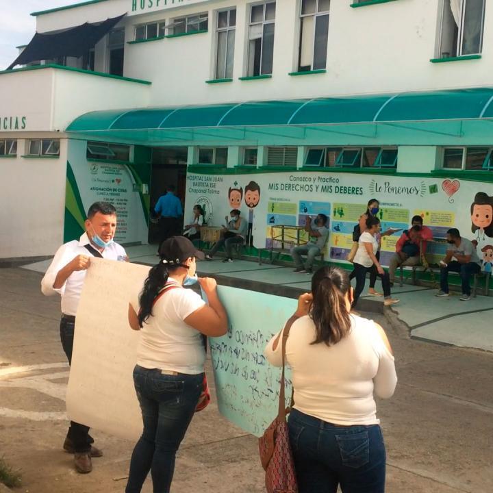 Foto: Radio Nacional Chaparral