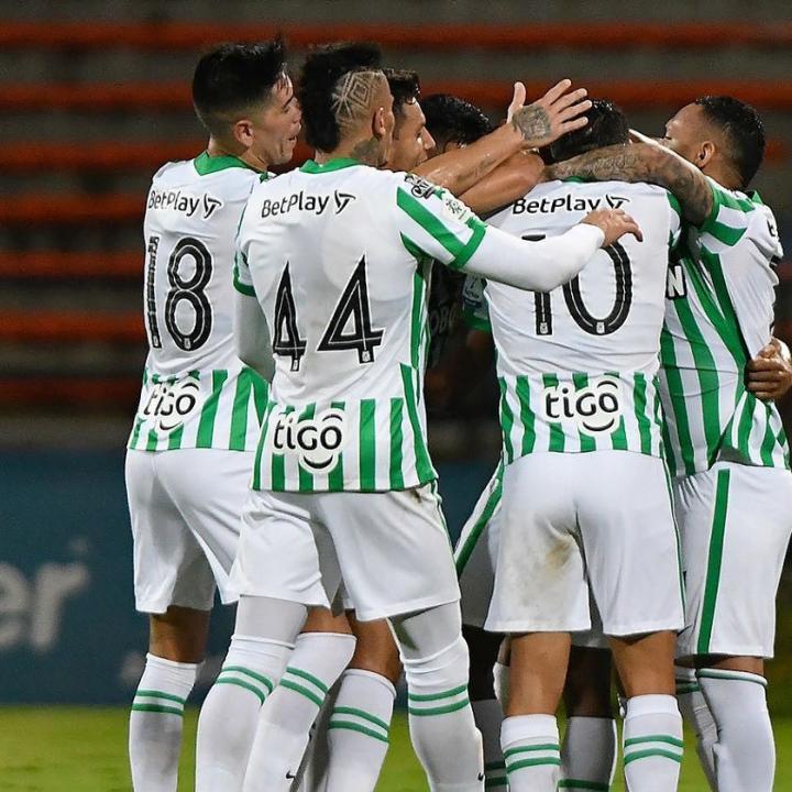 Foto: cortesía Atlético Nacional.