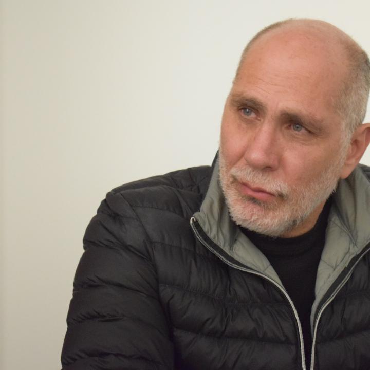 Guillermo Arriaga habla sobre 'El salvaje' Foto: Miguel Ángel Cortés