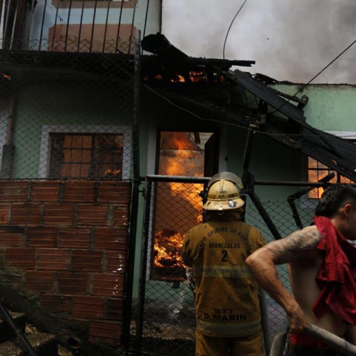 Foto: Alcaldía de Manizales