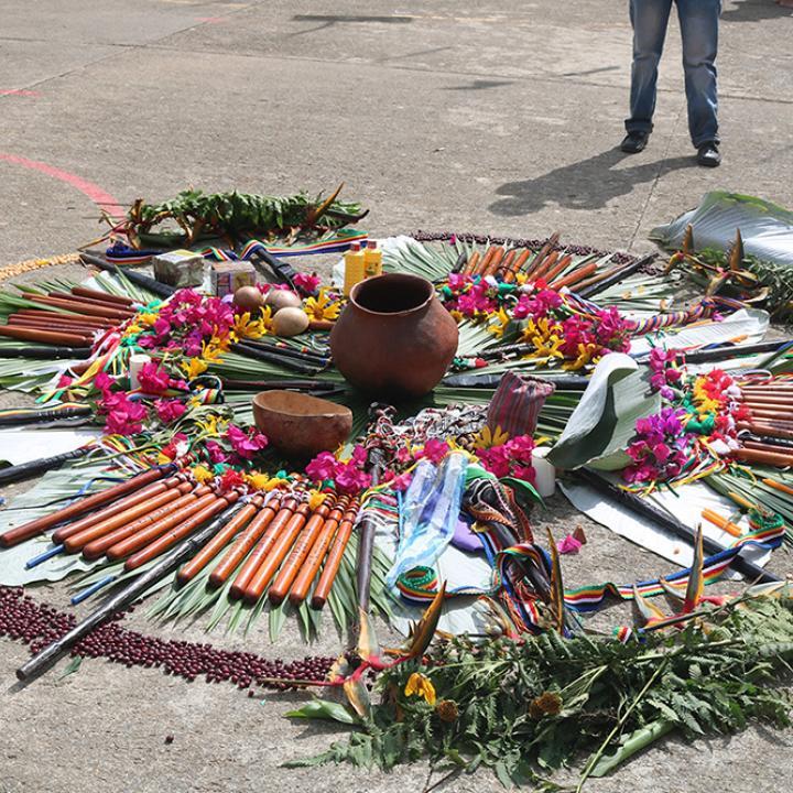 Foto: cortesía Resguardo Cañamomo y Lomaprieta.