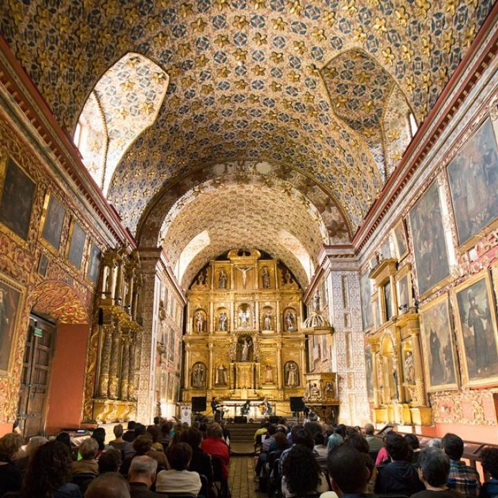 Foto: Página web del Festival de Música Sacra.