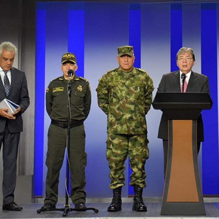 Foto: Ministerio de Defensa.