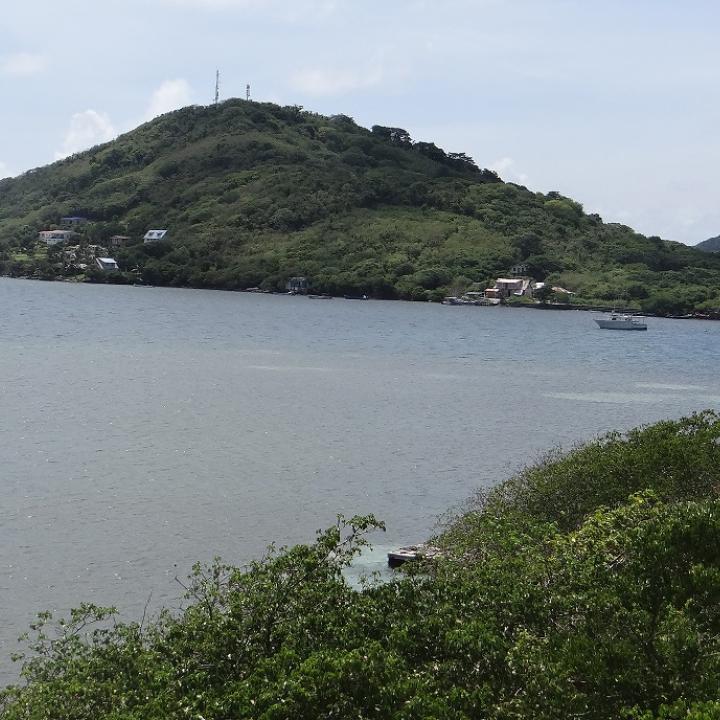 Islas de Providencia y Santa Catalina. Foto: Cortesía Corporación Coralina.